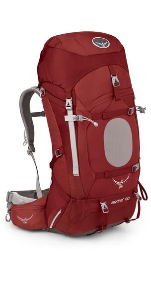 Osprey Aether 60 Arroyo Red
